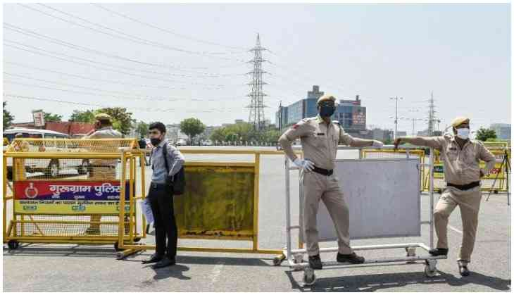 Minister Anil Vij: Haryana's border with Delhi to remain sealed