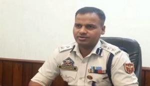 J-K: IED-laden car had fake number of motorcycle, says Kathua SSP