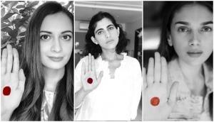 Menstrual Hygiene Day 2020: Bollywood divas Dia Mirza, Kubbra Sait, Aditi Rao Hydari take stand against period shaming