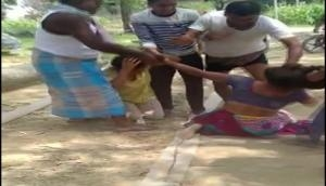 UP: Video of two women being assaulted by men in Deoria goes viral