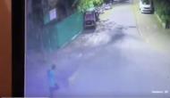 Maharashtra: Leopard attacks a man in Nashik; video will give you goosebumps!