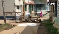 COVID-19: Locality barricaded in WB's Birbhum to prevent movement of people
