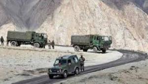 सीमा विवाद: लद्दाख में भारत के सामने झुका चीन, 2.5 किमी पीछे हटानी पड़ी सेना