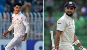 Pakistan youngster Naseem Shah looks forward to challenge of bowling to Virat Kohli, says 'respect him but don't fear him'