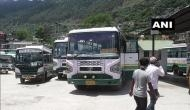 #Unlock1: Bus services resume in Himachal Pradesh