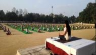 UP: Yoga camps being organised for policemen in Moradabad