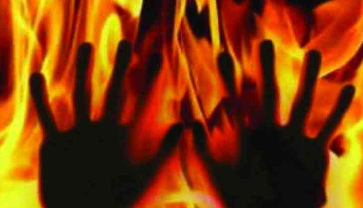 Fed up with taunts, teen boy sets elderly grandparents on fire
