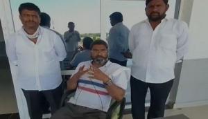 Congress leader SA Sampat Kumar detained in Telangana
