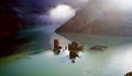 इटली का यह गांव 26 साल बाद आया झील से बाहर, भूतिया होने के कारण दफनाया गया था पानी में!
