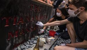 On 31st anniversary of Tiananmen Square massacre, US says 'slaughter by China not forgotten'