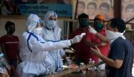 COVID-19 pandemic: India records highest single-day spike of 9,983 cases