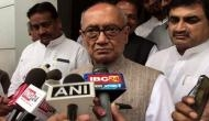 PM must call Parliament session to discuss infiltration of Chinese troops on Indian territory, says Digvijaya Singh