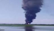 असम: तेल के कुएं में भीषण आग लगने से मचा हड़कंप, मौके पर पहुंची NDRF की टीम