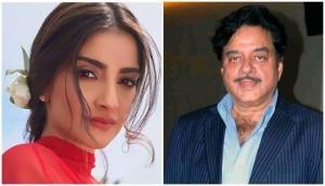 Twitterati troll Shatrughan Sinha over his birthday post for Sonam Kapoor; netizens call actress 'Mr India'
