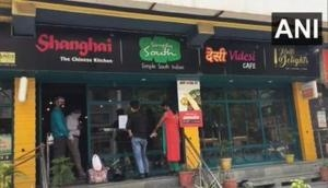 UP: Restaurants resume services with social distancing in Ghaziabad