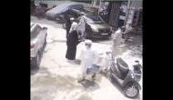 कोरोना वायरस: जिस मौलाना साद की महीनों से नहीं मिली कोई खबर, CCTV कैमरे में हुआ कैद