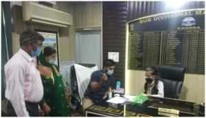 HP: Peon's daughter takes over Kangra SDM office for day