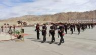 J-K: Attestation Parade held at LSRC to mark entry of 127 young soldiers into Ladakh Scouts