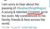 कैच फैक्ट चेक : क्या राहुल गांधी ने सुशांत सिंह राजपूत को क्रिकेटर बताया था, जानिए वायरल ट्वीट की सच्चाई