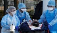 भारत में तेजी से बढ़ रही कोरोना संक्रमितों की संख्या, पिछले चौबीस घंटों में आए 19,906 नए मामले