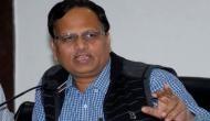 दिल्ली: स्वास्थ्य मंत्री सतेंद्र जैन अस्पताल में भर्ती, तेज बुखार और सांस लेने में हो रही तकलीफ