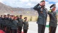 Major-General level talks being held between India-China in Galwan valley
