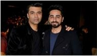 'Dharma Productions works only with stars': When Karan Johar refused to work with Ayushmann Khurrana