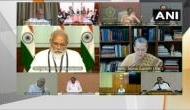 भारत-चीन विवाद: PM मोदी की अगुवाई में सर्वदलीय बैठक, सोनिया गांधी समेत कई दिग्गज नेता शामिल