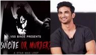 Suicide or Murder? Director Shamik Maulik to make film on Sushant Singh Rajput's life and dark secrets of Bollywood