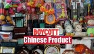 Hyderabad Dealers: Boycott of Chinese products must be done 'slowly but surely'