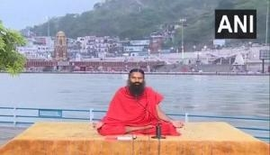 International Yoga Day 2020: Ramdev conducts 'Yoga Protocol Rehearsal' in Haridwar