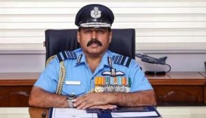 Air Force is ready for a two-front war: IAF chief RKS Bhadauria