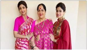 Shilpa Shetty Kundra pens heartfelt note for mother on birthday [PHOTO]
