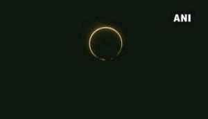 Solar Eclipse 2020: देश में पूरे 6 घंटे तक पड़ा सूर्य ग्रहण, इस हिस्से में दिखी 'रिंग ऑफ फायर'