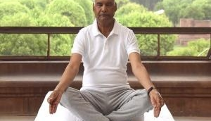 Yoga can help keep body fit and mind serene: President Ram Nath Kovind