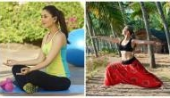 International Yoga Day: 5 Bollywood divas who inspire people to stay fit with yoga