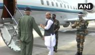 रक्षा मंत्री राजनाथ सिंह तीन दिवसीय रूस यात्रा पर रवाना, विजय दिवस परेड में करेंगे शिरकत