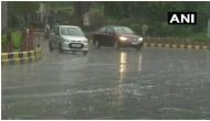 Weather Alert: Rain lashes parts of Delhi-NCR on Monday morning