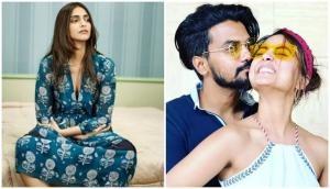 Hina Khan's BF Rocky Jaiswal takes dig at Sonam Kapoor's 'karma' tweet; says 'I expected better from U'