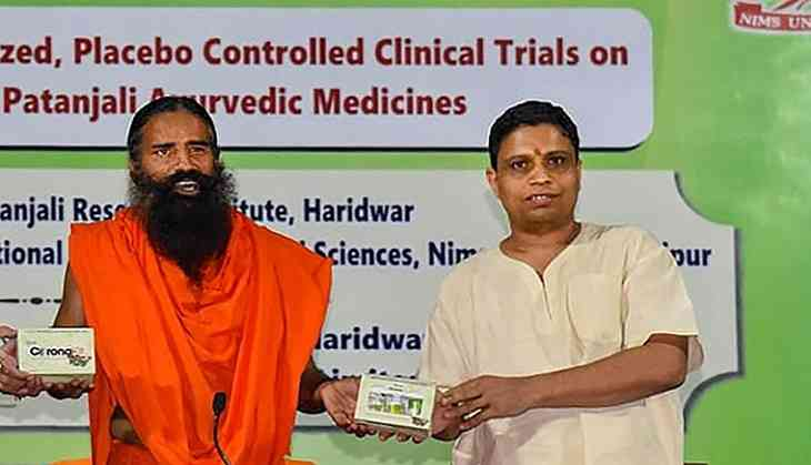 COVID-19 Ayurvedic medicine claim: 'Ramdev must be punished,' says Rajasthan Health Minister