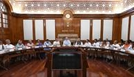 Union Cabinet meeting underway ahead of budget 2021-22 presentation