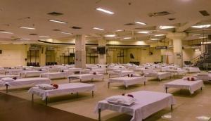 Bengaluru: Floor reserved in Sri Sri Ravishankar Ashram for coronavirus affected police personnel