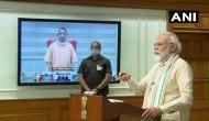 यूपी सरकार ने बचाया 85 हजार लोगों का जीवन, पिता की अंत्येष्टि तक में नहीं गए सीएम योगी : PM मोदी