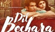 सुशांत सिंह राजपूत की आखिरी फिल्म डिज्नी प्लस हॉटस्टार पर होगी रिलीज, डायरेक्टर हुए इमोशनल