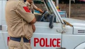 UP cop caught on camera while masturbating in front of woman complainant inside a police station