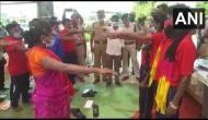 Chhattisgarh: 18 Naxalites surrender in Dantewada district