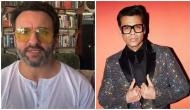 Truth is always complicated: Saif Ali Khan defends Karan Johar on receiving flak on social media for nepotism