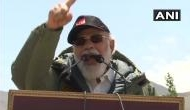 लद्दाख में PM मोदी ने सेना को किया संबोधित, चीन को भी खूब सुनाया, कहा- विस्तारवाद अब नहीं चलता