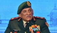 Armed forces, GOI committed to Make In India intiative: Bipin Rawat