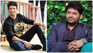 Kapil Sharma gives befitting reply to netizen who abused him for not tweeting about Sushant Singh Rajput